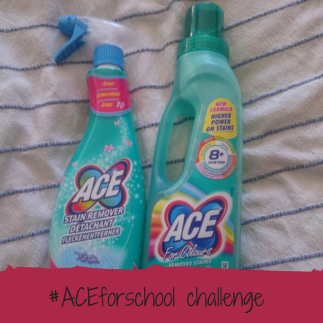 #ACEforschool challenge
