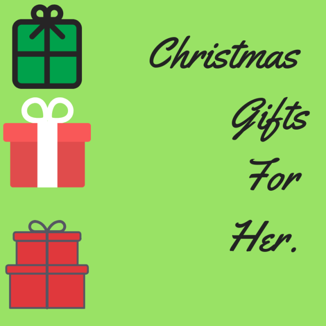 Christmas GiftsFor Her. (1)