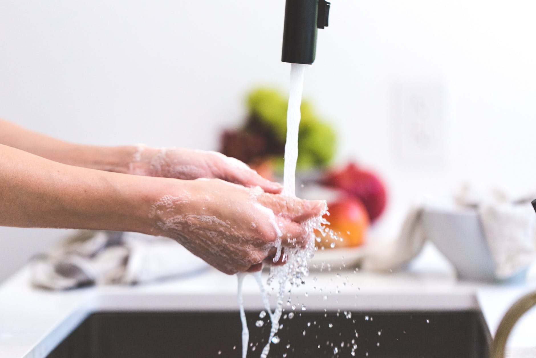 cooking hands handwashing health